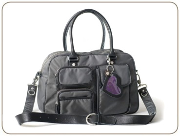 Wickeltasche - petit amour LILY Bowling Bag